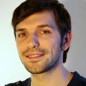 Portraitfoto Dominic Gruß