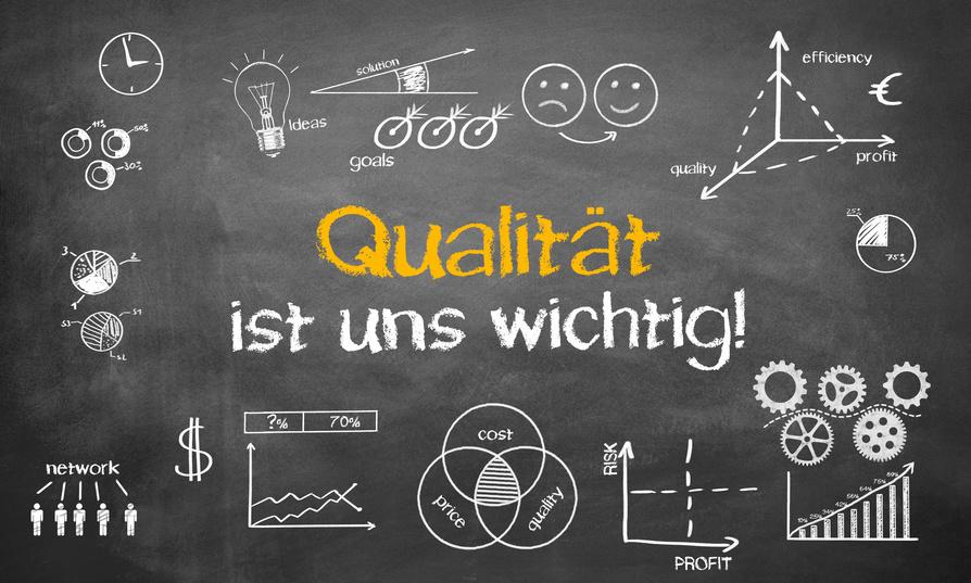Energieeffizienz-Dienstleistungen - Qualität ist uns wichtig!